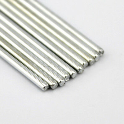 20pcs Shaft Axis Dia. 2 mm For DIY Toy Car Model Robotic Aircraft Gears 2x60mm
