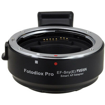 FotodioX Pro Lens Mount Adapter - Canon EOS to Sony NEX (Full Automate