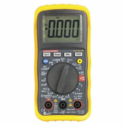 NWA Digital Multimeter Automotive with Inductive Pickup