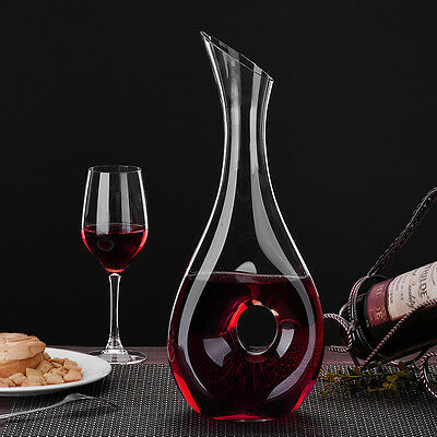 Super Big 37cm height snail wine decanter  Lead-free wine Carafe Accessories
