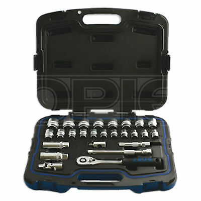 "Laser - Socket Set 26pc 3/8""D"