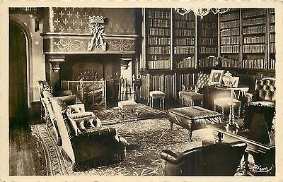 Carte Photo Chateau De Jousselin Bibliotheque