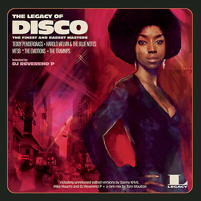 Various - The Legacy of Disco (Vinyl LP)