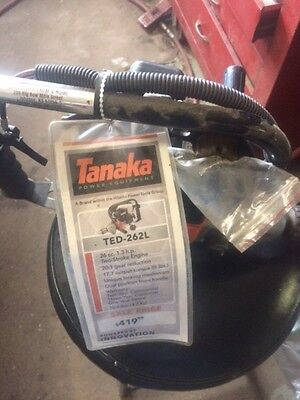 tanaka TED 262L Gas powered drill