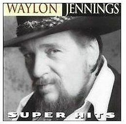 Waylon Jennings : Super Hits CD