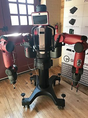 Rethink Robotics - Baxter Robot w/only 5 hours of use
