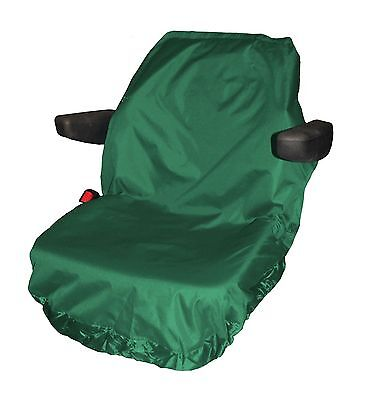 Tractor / Forklift /excavation Equipment Seat Covers (Large) Green
