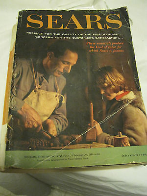 1962 Sears Fall & Winter Catalog  1515 Pages