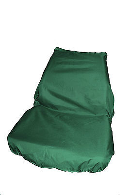 Tractor / Forklift /excavation Equipment Seat Covers (Standard) Green