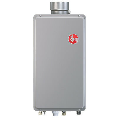 Rheem RTG-64XLP-1 150,000-BTU Outdoor Liquid Propane Tankless Water Heater