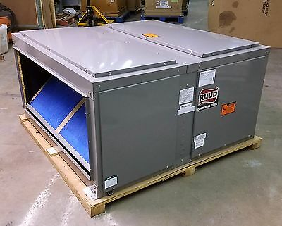 Ruud 7.5 Ton Commercial Air Handler, 208/230/460V 3 Ph, Rghl-090Zk - New 230