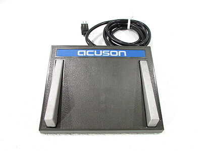* Acuson Foot Switch Pedal