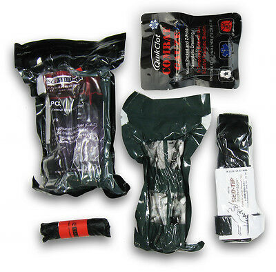 "Downed Officer Kit By Rescue Essentials W/combat Gauze Le (""re-Dok"") (30-1623)"
