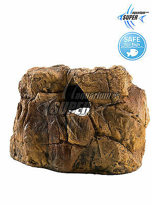 Super Aquarium Breeding Rock & Cave, Ornament Fish Tank, Decoration Stone Sh-24