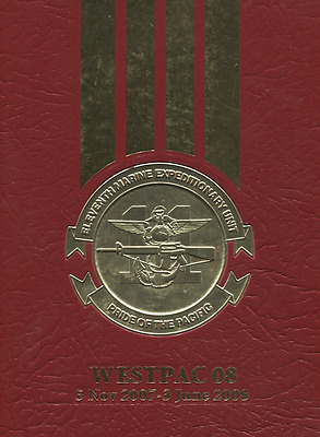 Ce126 Westpac 2008 Cruise Book 11Th Marine Expeditionary - Hm-166 Rein Marsoc
