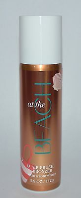 New Bath & Body Works At The Beach Air Brush Bronzer Self Tanning Tan Spray Mist