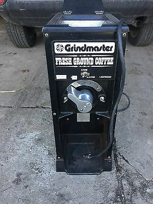 Grindmaster Commercial Coffee Grinder Model 490-OF 1/3 HP