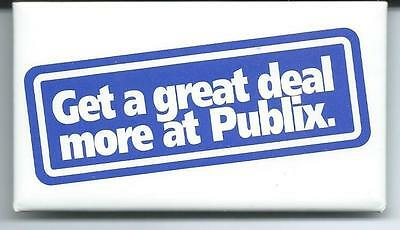 Get A Great Deal More At Publix Pin / Badge