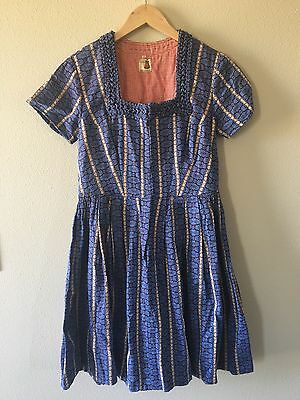 Vintage Tostmann Trachten German Bavarian Oktoberfest Dress Beer Wench