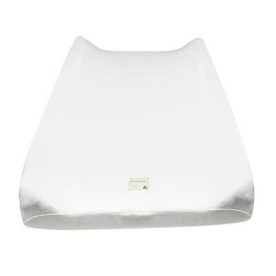 Burt's Bees Baby Solid Cloud Changing Pad Cover