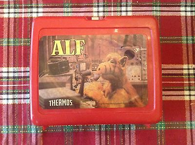 Alf plastic Lunchbox No Thermos not metal