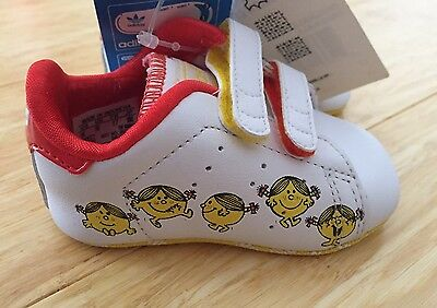 ADIDAS ORIGINALS STAN SMITH CRIB INFANT BABY Sneakers  SHOES SIZE US 1
