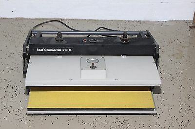"SEAL 210M COMMERCIAL 18.5 X 23"" Dry Mount LAMINATING PRESS - EXCELLENT"