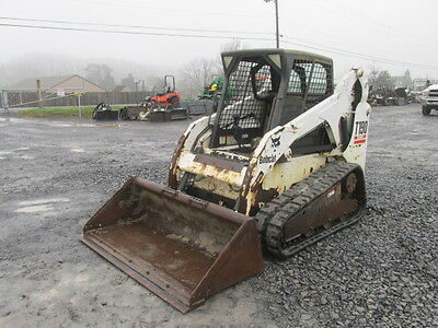 2005 Bobcat T190 Tracked Skid Steer Loader. Coming in Soon!