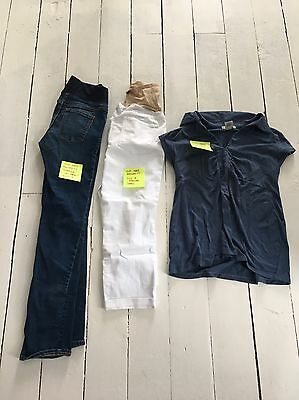 Mixed Lot of Old Navy Maternity. Jeans,Capris and 1 shirt