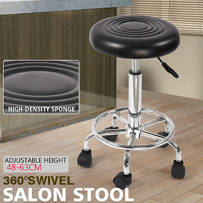 Hairdressing Salon Chair Equipment Hydraulic Stool Barber Massage Beauty Swivel