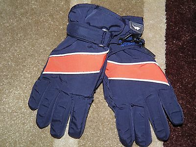 Boys The Children's Place Winter Gloves Size 4-6- NEW!