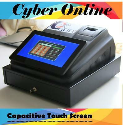 Brand New Cyber Capacitive Touch screen Cash Register POS system