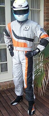 Kart Suit  2 Layer High Quality  Size 54     Rrp $250