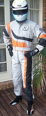 Kart Suit       Super Sell Out      Size 54      Rrp  $250