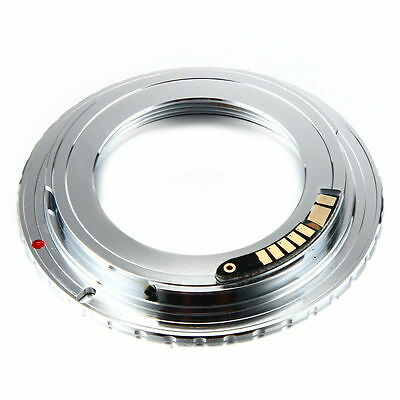EMF AF Confirm Adapter Ring For M42 Lens to Canon EOS 70D 600D 700D Camera DC632