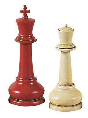 Authentic Models Master Staunton Chess Set - Das Staunton Meister-Schachspiel