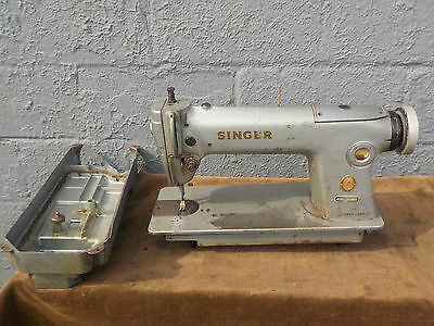 Industrial Sewing Machine Singer 281-1 single needle -Light Leather