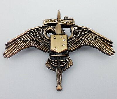 Us Marine Corps Forces Special Operations Command Badge Marine Raider Insignia