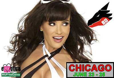 LISA ANN, Pornstar, PERSONALIZED AUTOGRAPHED PHOTO made out to you
