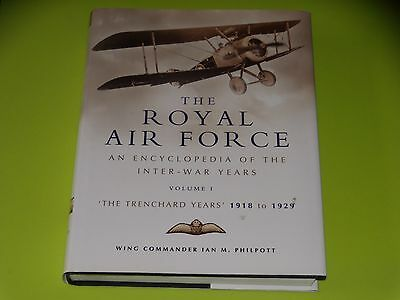 The Royal Airforce - Encyclopedia Of The Inter War Years - 2005 - Volume 1