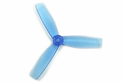 5x4.5x3 SCHUBKRAFT GT 5045 3-Blatt Racing Propeller SET 2x CW 2x CCW Blue Force