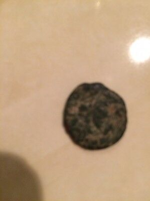 Ancient Judaean Prutah - First Revolt Against Rome - Free Shipping!
