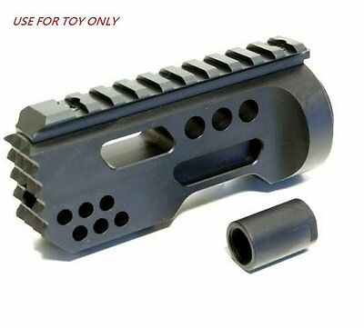 Army Force Matrix Zombat Metal Toy Flash Hider For M Series AEG (AF-FL0046)