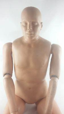 Full Body Heavy Simulaid Adult Firefighter Rescue Training Manikin Patient
