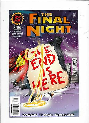 The Final Night #2 DC Comics (1996)
