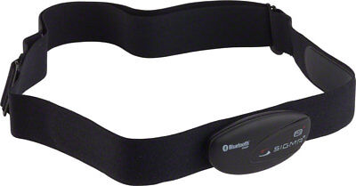 NEW Sigma R1 Bluetooth Heart Rate Chest Strap Black