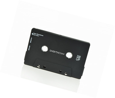 DigitNow! Audio Bluetooth Cassette Adapter - Bluetooth audio streaming for casse