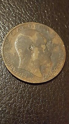 Great Britain 1/2 Penny, 1903
