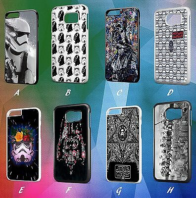 Star Wars Floral Stormtrooper Darth Vader R2D2 Hard Phone Case Cover H1256