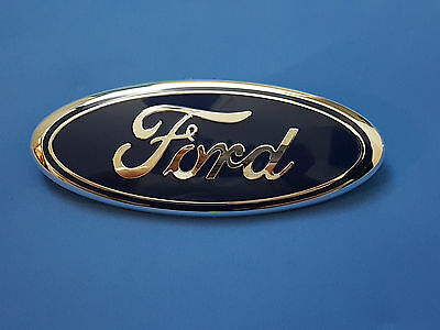 NEW 2004 - 2014 Ford F-150 blue oval front grille or rear tailgate 9 inch emblem